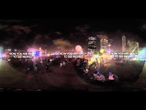 Virgin Radio Dubai- Redfest 360 Video