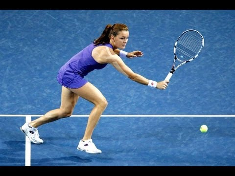 Agnieszka Radwanska 2012 Toray Pan Pacific Open Hot Shot