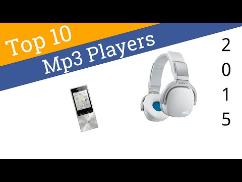 10 Best MP3 Players 2015