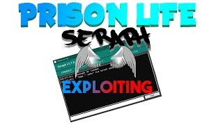 Exploiting with Seraph #1 - Prison Life Trolling