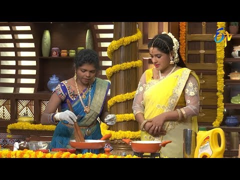 Telugu Ruchi | 18th September 2018 | Full Episode | ETV Telugu