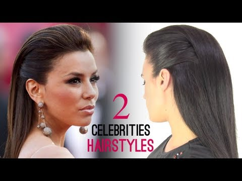 Celebrity hairstyles with poofs