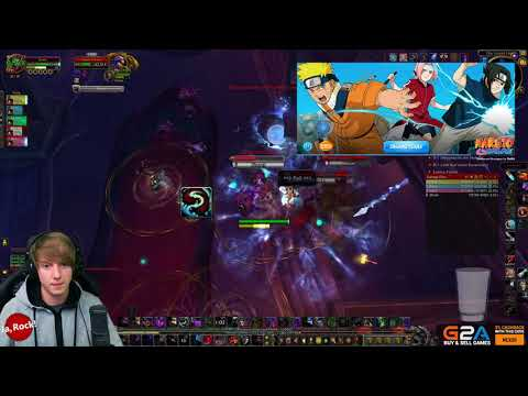 POGOŃ ZA +10 - World of Warcraft: Legion