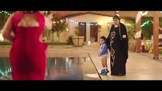 مش هتصدق دنيا سمير غانم شافت طفل بيعمل ايه في حمام السباحة🤔😆😁شوفوا هتعمل فيهم ايه
