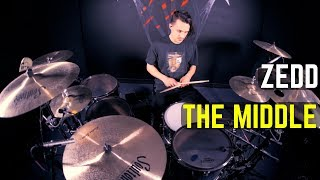 Download Lagu Zedd - The Middle ft. Maren Morris, Grey | Matt McGuire Drum Cover Gratis STAFABAND