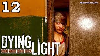 Dying Light (PS4) Прохождение игры #12: Красный дым и домашние роды