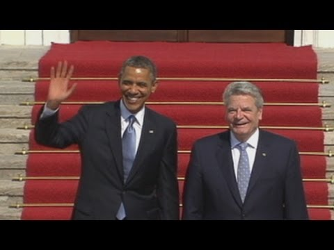 President Obama Brandenburg Gate Speech 2013: US Leader to Deliver Historic Remarks