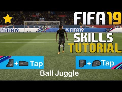FIFA 19 SKILL MOVES TUTORIAL | LISTED SKILLS PS4/XBOX ONE