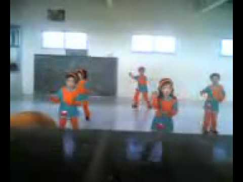 Sabrina dance part 1 at her school