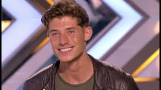 Download Lagu His Girlfriend Applied For Him, Watch What Happens Next! | Audition 1 | The X Factor UK 2017 Gratis STAFABAND