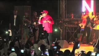 Concert Niger- Wizkid Part 2