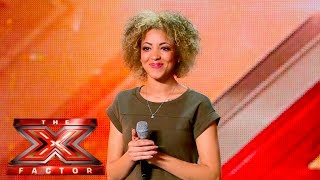 Kiera Weathers stuns with Ella Eyre cover | Auditions Week 3 | The X Factor UK 2015