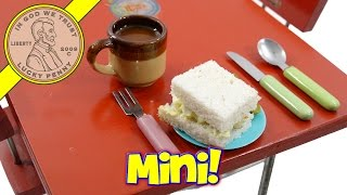 Mini Food Cooking Egg Salad & Tomato Soup 1940