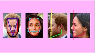 Face Reading for Successful Relationships: Prince  Harry and  Meghan Markle