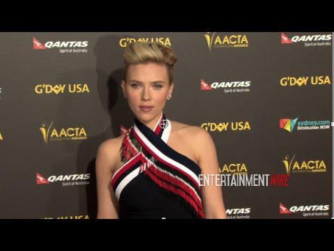 Scarlett Johansson, Chris Hemsworth, Naomi Watts, Nicole Kidman 2015 G'Day USA Gala Arrivals