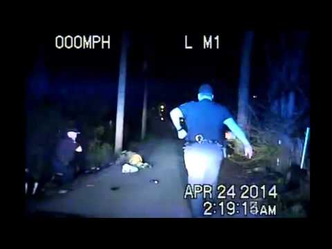 warning  raw content Dash cam proves Alabama cop lied in his report