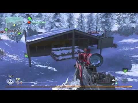 MW3 Information MW2 Commentary 35- 8 on Derail with the M21