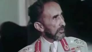 His Majesty Haileselasie I of Ethiopia