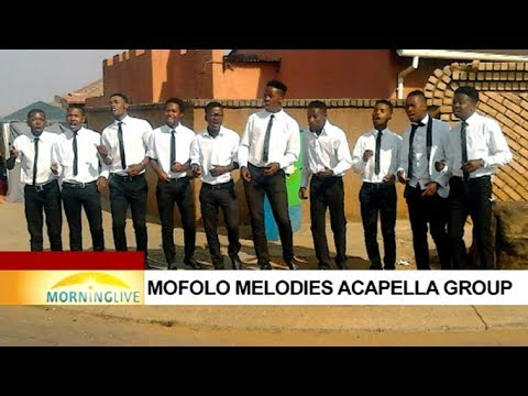 Mofolo Melodies on their musical journey