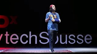 Be diamond   Ala Eddine Arbi   TEDxPolytechSousse