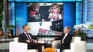 Neil Patrick Harris on His Growing Kids
