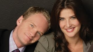 How I Met Your Mother - Neil Patrick Harris and Cobie Smulders - Comic-Con 2013