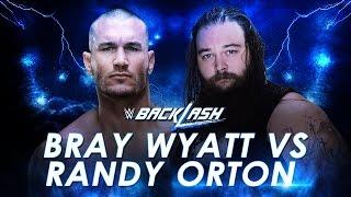 WWE Backlash 2016 - Randy Orton VS Bray Wyatt (Highlights)