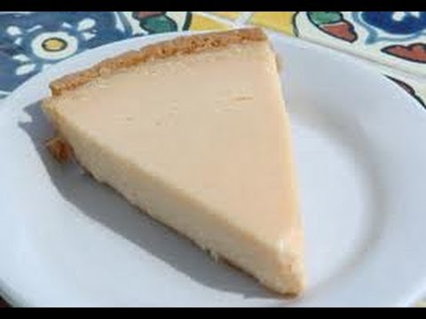 Queso Crema Recetas Receta Pie de Crema de Limon