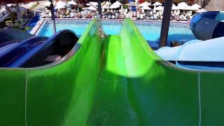 Galaxy S5 waterslides