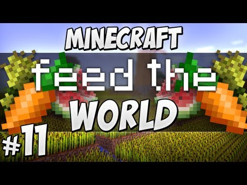 Feed The World - #11 Engines!