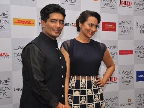 Sonakshi sizzles the ramp for Manish Malhotra