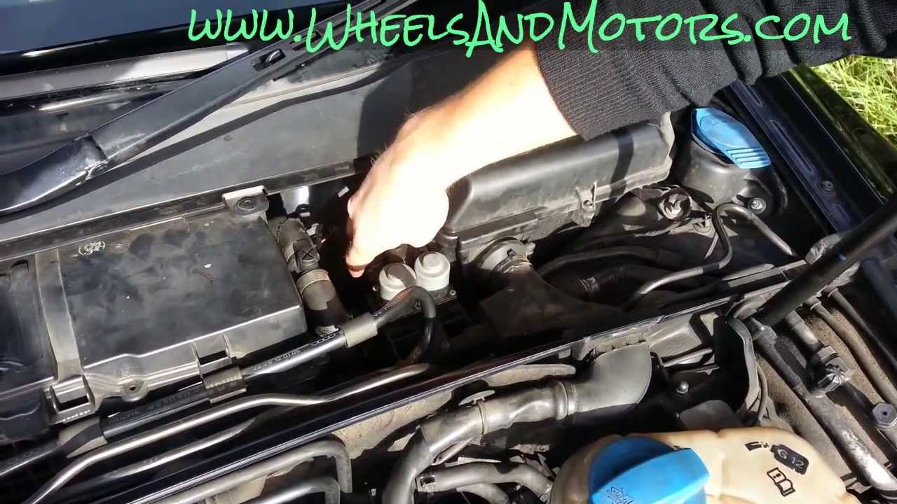 How to fix Audi A6 Climate Control HVAC Heater unit