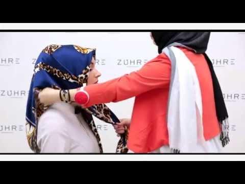 Z�hre E�arp Ba�lama Teknikleri Model:1 Videosu