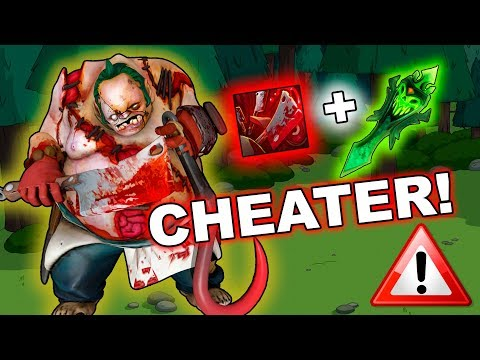 Dota 2 Cheats: Pudge with Auto Hook + Ethereal Blade + Dismember scripts!
