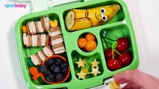 5 tolle Ideen für die Brotdose | Frühstück und Snacks für Kinder für Kita oder Schule