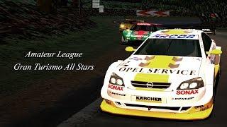 Gran Turismo 3 - Amateur League - Gran Turismo All Stars
