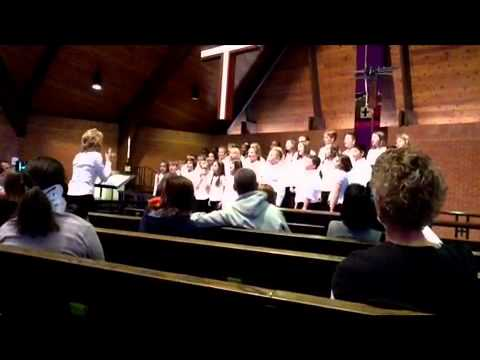 Hope Lutheran School 3rd, 4th and 5th Grade Choir