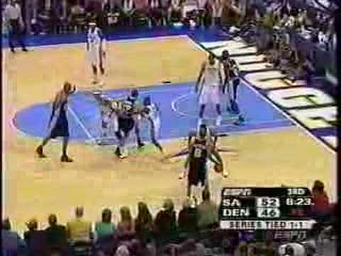 Tony Parker Mix Video
