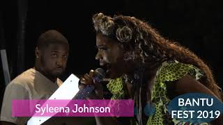BANTU FEST -  Syleena Johnson