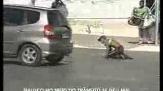 IMPACTANTE Accidente Muy Desastroso