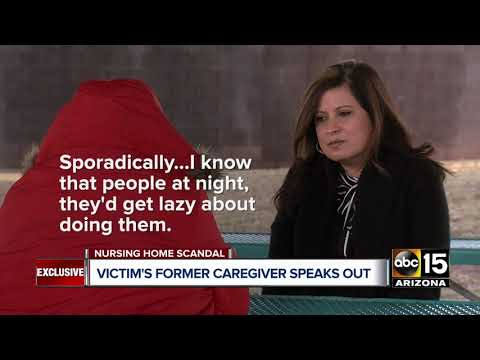 Former caregiver of alleged Hacienda Healthcare sex assault victim speaks to ABC15