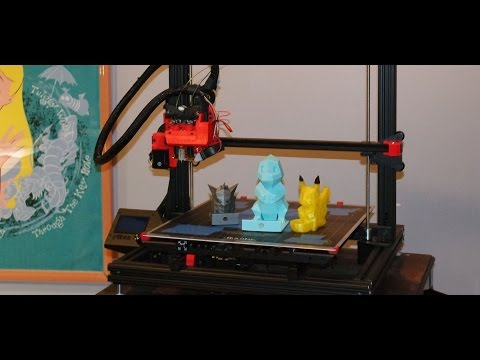 Gmax 1.5XT+ 3D Printer Review