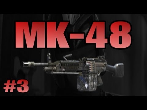 Rapid Fire Review - MK48 in Black Ops 2 - #3