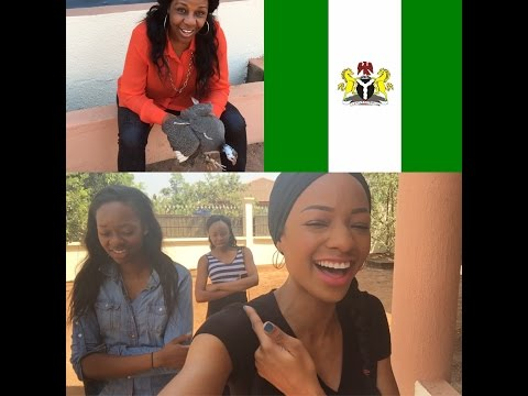 Nigeria Travel Vlog # 7| My mom got us a pet chicken!| Village life diaries|