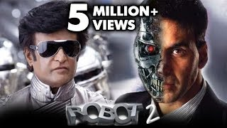 Akshay Kumar Plays Villain In Rajnikanth's 'Robot 2'