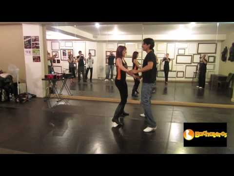 BACHATA Advanced Moderna Move (Loisaidas - Contigo)