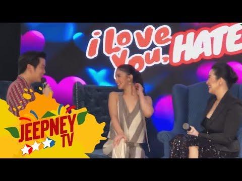 Jeepney TV: #Trending Joshua Garcia says sorry to Julia, again