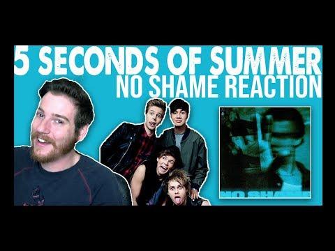 Download  5 SECONDS OF SUMMER: No Shame Reaction first time reacting to them!! Gratis, download lagu terbaru