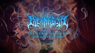 BLEAK FLESH - The Curse of Sight (Lyric video)