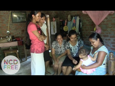 NCDFREE Sri Lanka: Global Health Short Film